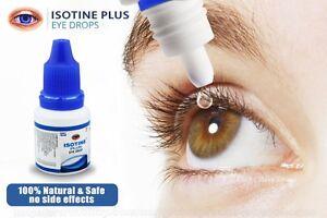 BEST Cataract Eye Drops - Glaucoma, Non Carnosine (NAC), Can Cataracts C Bright