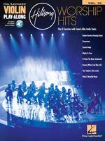 Hillsong Worship Hits Violin Play-Along Vol. 78 - Book/Online Audio 279512