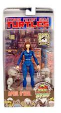 neca teenage mutant ninja turtles Tmnt 2009 Sdcc Mouser & April O'neil Figure