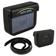 Cool Vehicle Auto Air Vent For Car Fan Sun Powered