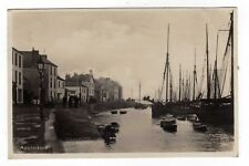 DEVON, APPLEDORE, HARBOUR VIEW, SAILING SHIPS, RP