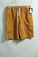 New Boys Art Class Brown Shorts Size Large 12/14