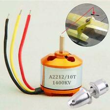 A2212 KV1400 Brushless Motor For RC Multirotor Aircraft Airplane Multicopter MT