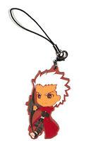 Fate/stay night Rubber Strap Charm Mascot Archer Ichiban Kuji (UBW) J Prize
