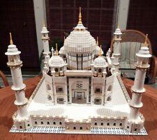 Lego 10189 Taj Mahal Sculptures 100% Complete