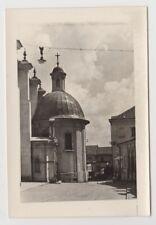 Przemysl, Foto - Straßenansicht, deutsche Besetzung 1944 (Przemyśl, Polen, WW2)
