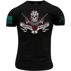 Grunt Style Libertad O Muerte T-Shirt - Black