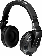 Pioneer hdj-2000-k negro, nuevo-profesional high-quality-auriculares para DJs