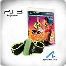 Zumba Fitness con fitness Cintura ~ PS3 (in ottime condizioni)