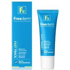 Freederm Fast Track with Niacinamide Reduce Spots Redness Decreases spot Skin