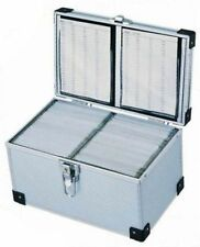 Neo 200 DJ Aluminium CD DVD Blu Ray Disc Storage Flight Carry Case Box