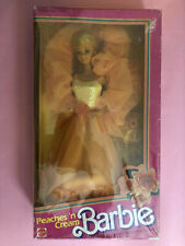 Barbie  PEACHES 'n CREAM MADE IN TAIWAN NRFB 1984
