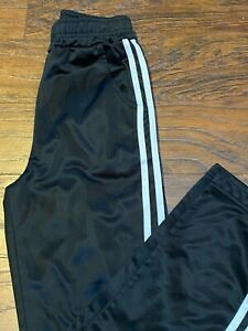 Boys Adidas Sweatpants Large black