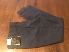 The Men's Store (Sears) Gray Trim Regular Wool Blend Pants Men's Size 36/30 NWT