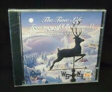 The Time Life ~ Treasury of Christmas II ~ Holiday Cheer ~ CD ~ NISP