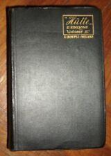 HUTTE - MANUALE ENCICLOPEDICO DELLA INGEGNERIA MODERNA VOL IV ED:HOEPLI 1932 (IT