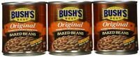 12 PACKS : Bush's Baked Beans, Original 8.3 Oz