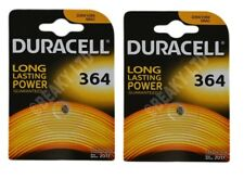 Duracell 364 D364 1.5v Silver Oxide Watch Battery Exp 2017