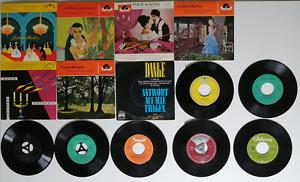 14 Schallplatten, Konvolut, Klassik, Oper, Volksweisen, Operetten