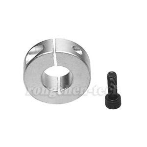 SCH6-60 Stop Shaft Collars Clamp Shaft Retaining Collars w/ Screws 6-60mm Bore