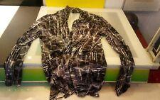 Lisette L Women's funky top shirt blouse size large good condition Rare