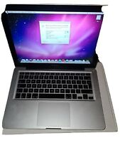 Apple MacBook Pro A1286 15.4 inch 500GB HDD 4GB RAM
