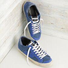 Philippe Model Bercy BELU CW06 Sneaker uomo in Canvas, taglia 42