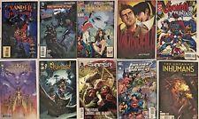 10 Comic Books Justice League Vampirella Shahrazad Excalibur Sharper and more