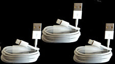 3x  USB Kabel Ladekabel Ladegäret für Original iPhone 6 6S  iPhone 7 iPhone 5 5S