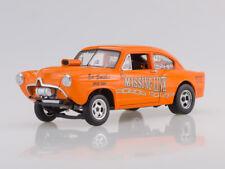 Scale model 1/18 1951 Kaiser Henry J Gasser Orange Missing Link