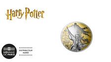 Mini Médaille Jeton Touristique Monnaie de Paris Harry Potter 2021 Expecto Patro
