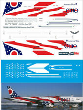 1/144 PAS-DECALS EASTERN EXPRESS Boeing 757-200-11 American West