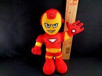Marvel AVENGERS IRON MAN SUPERHERO TONY STARK Plush STUFFED ACTION FIGURE Doll