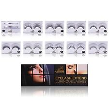 SHANY Cosmetics Reusable Eyelash Extend Thin Collection Set Of 10