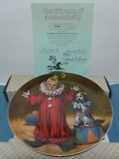 TOMMY THE CLOWN PLATE