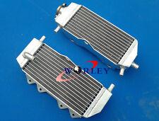 aluminum radiator yamaha yz125 yz 125 2005-2008 2006 2007 05 06 07 08