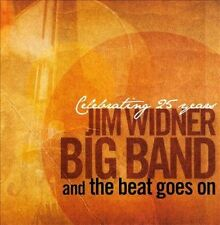 Widner Big Band, Jim-And The Beat Goes On CD NEW