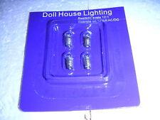 DOLLS HOUSE   ( 4 Screw Bulb Pack