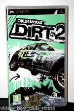 Leader Colin McRae Dirt 2 PSP B0492660