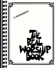 The Real Worship Book Sheet Music C Instruments Real Book Fake Book NE 000240317