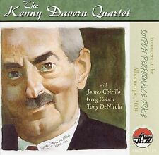 FREE US SHIP. on ANY 2 CDs! ~LikeNew CD Davern, Kenny: In Concert at Outpost Per