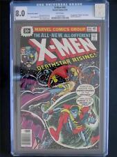 X-Men #99 MARVEL 1976 - CGC 8.0 VF - A Sentinels App - 30 cent Variant - RARE!!!