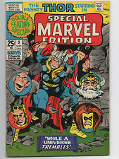 Special Marvel Edition #3 Mighty Thor 1971 Sharp Copy
