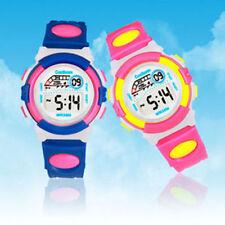 Child Sport Digital Round Wristwatches