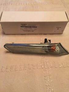 Porsche Boxster AS Flasher Lamp Part #98763103402