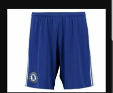 adidas CFC H Short Trousers Official Chelsea FC Original Home Shorts 2017 Ai7176 L