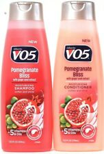 Alberto VO5 12.5 Oz Pomegranate Bliss Grape Seed Shampoo & Conditioner Set