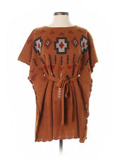 Pendleton Portland Collection Aztec Southwestern Belted Poncho Sweater Size XS/S