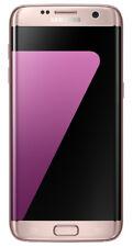 Genuine Samsung Galaxy S7 Edge G935fd Dual SIM 4g LTE 32gb - Pink (pink Gold) Ne