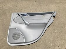 Mercedes W203 (2001-07) Sedan Rear Pass. (Right) Door Panel